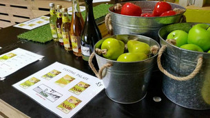 Apple Cider tastings in the Hunter Valley