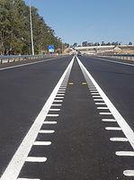 Audio Tactile Linemarking (ATLM) Diggerman Linemarking Sunshine Coast