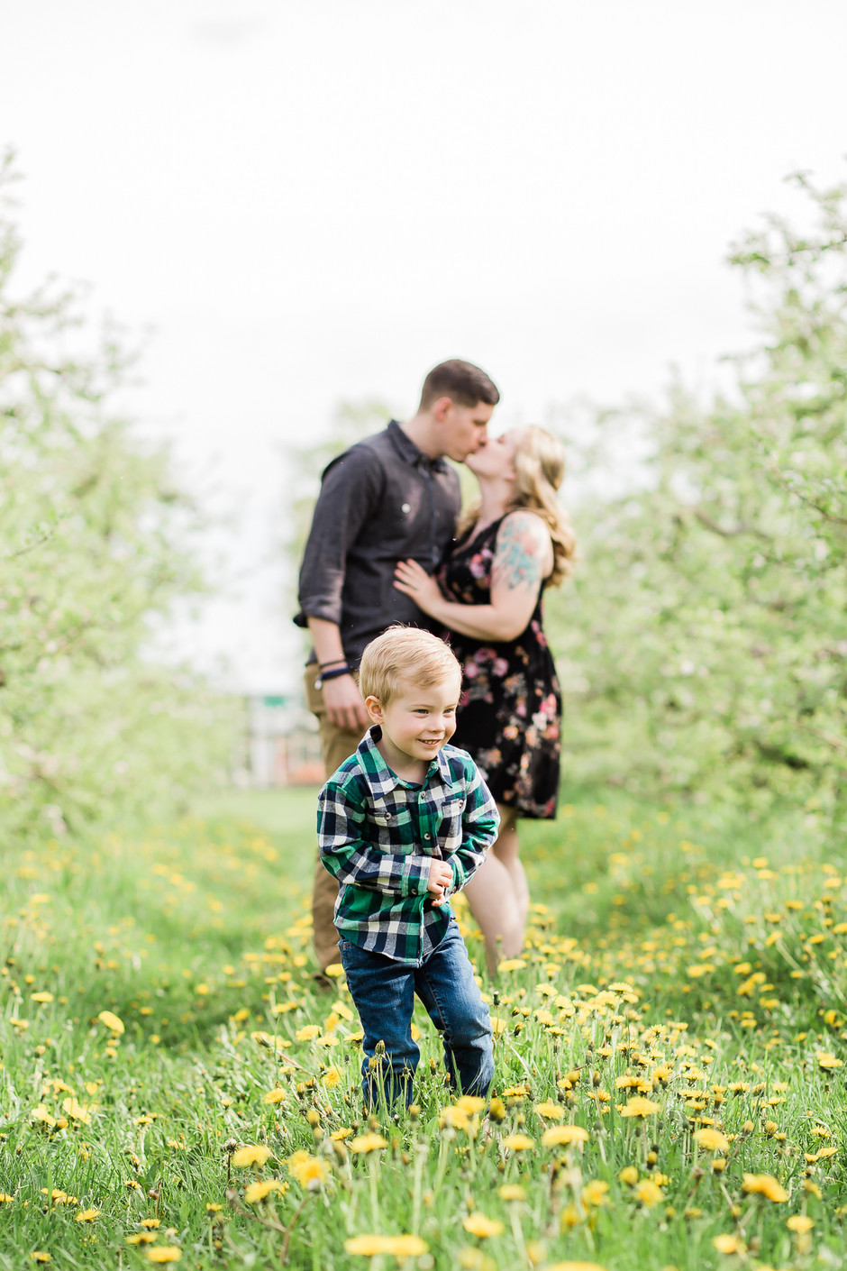 The Clark Family Orchard Session!