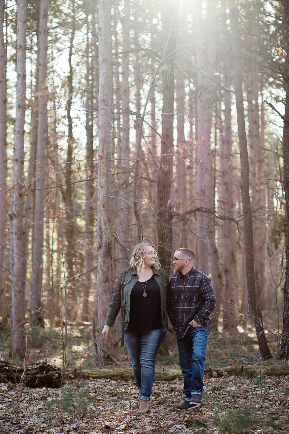 Engagement Session with Thomas and Kadie!