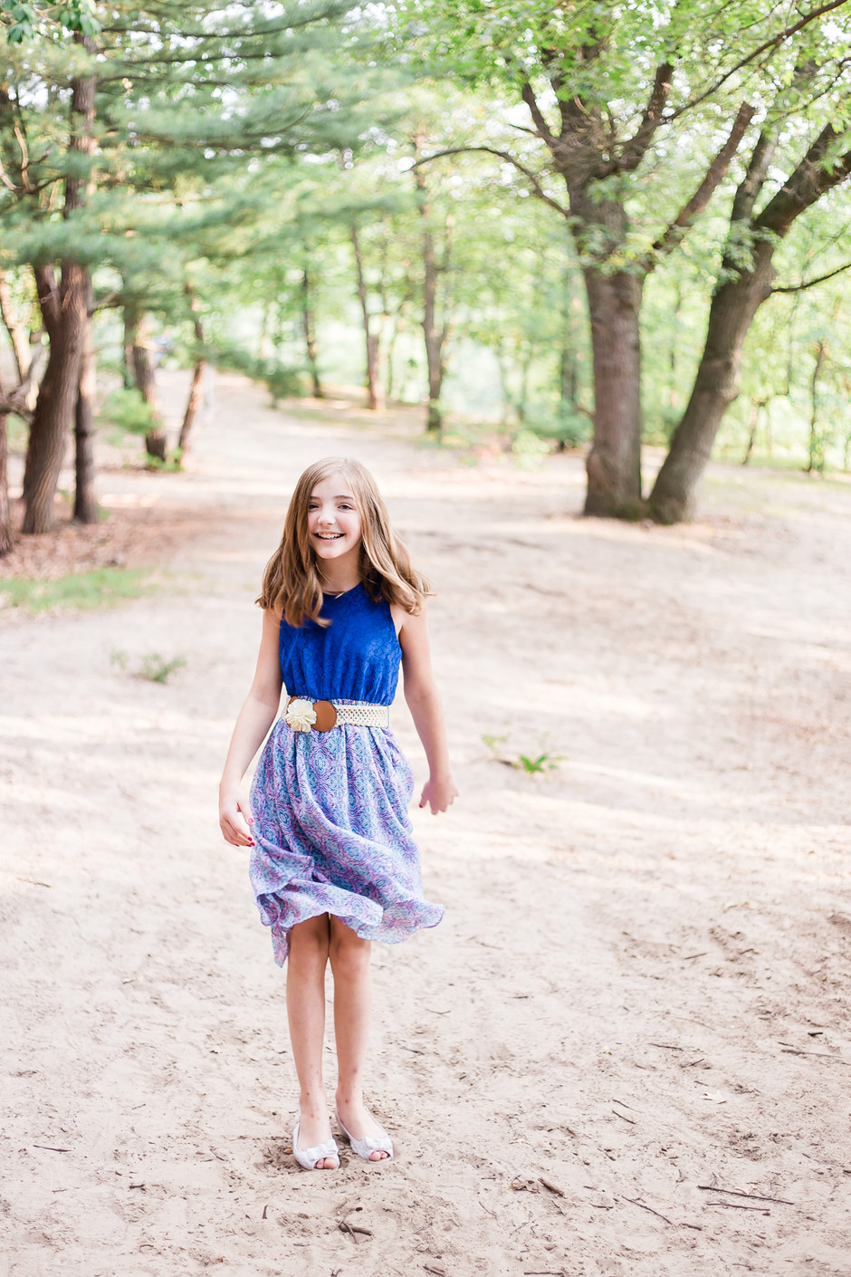 2 Tips for taking better photos of your children.