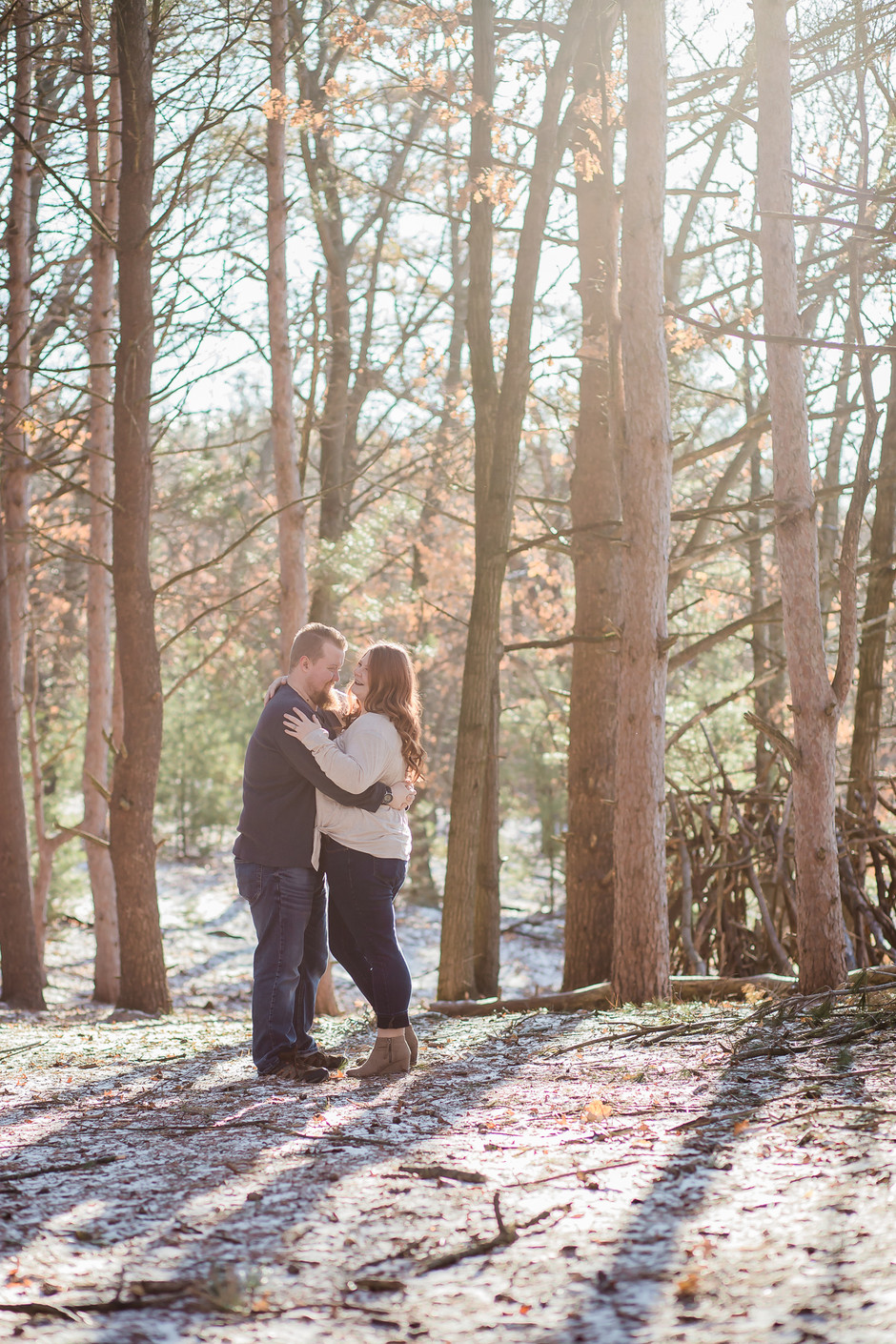 Ryan and Kelli's Engagement Session