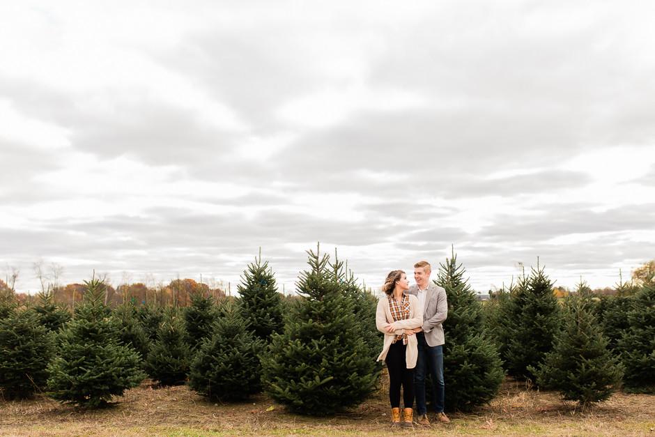 Josh and Alyssa - Christmas 2018