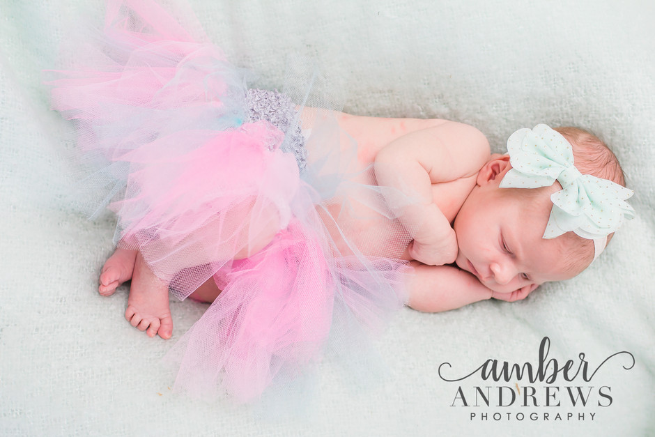 Baby A's Newborn Session