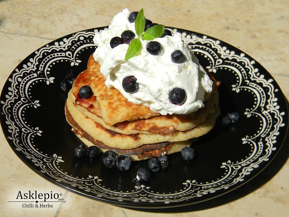 Recipe: Delicious unsweetened banana pancakes