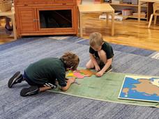 Materials Spotlight: The Puzzle Maps