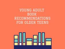 YA Books for Older Teens