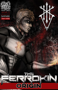Theory Comics - The Ferrokin Origin Part Three