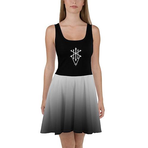 Ferrokin Symbol Skater Dress