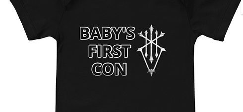 Baby's First Con Shirt