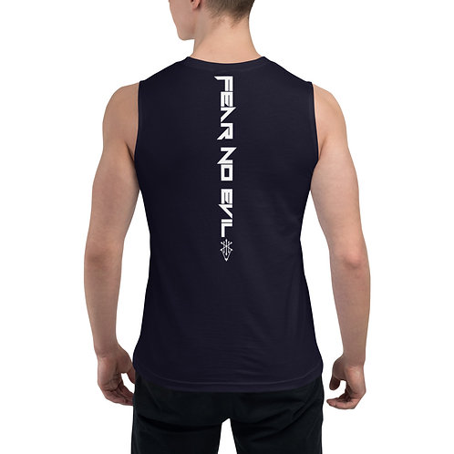 Fear No Evil Muscle Shirt