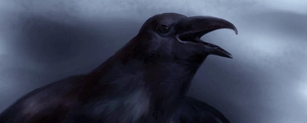 Theory Comics - The Ferrokin - Nevermore - The Raven