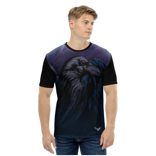 Nevermore All-Over T-shirt