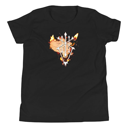 Burning Symbol T-Shirt