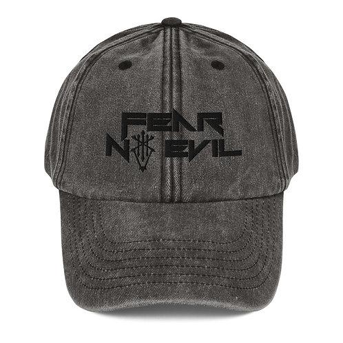 Fear N(O) Evil Vintage Hat