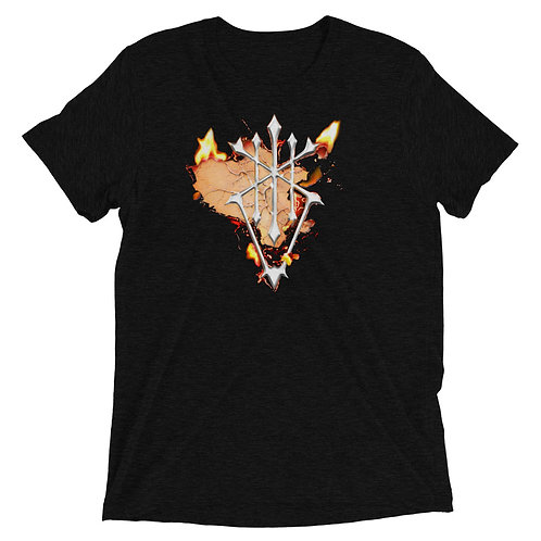 Burning Symbol T-Shirt