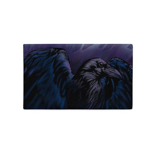 The Raven Premium Pillow Case