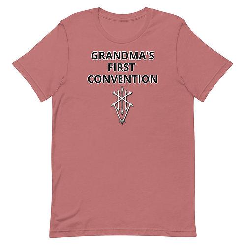 Grandma's first Con Unisex T-Shirt