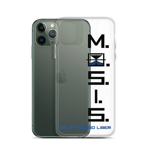 MOSIS iPhone Case