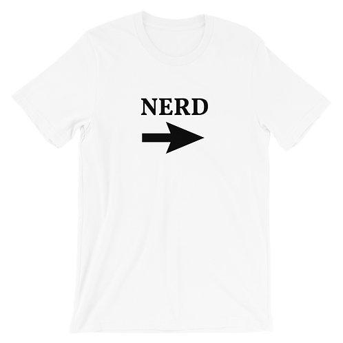 Person 1 Nerd Short-Sleeve Unisex T-Shirt
