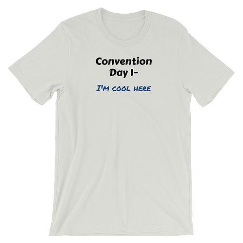 Con Day 1 Short-Sleeve Unisex T-Shirt