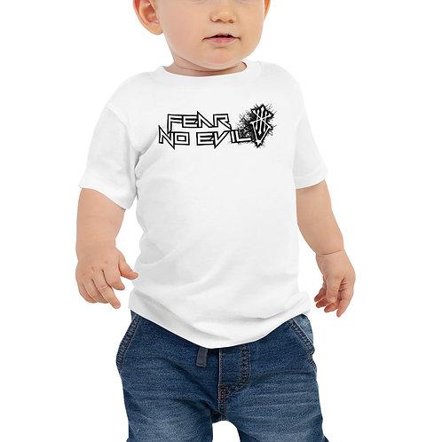Fear No Evil Baby Jersey Short Sleeve Tee