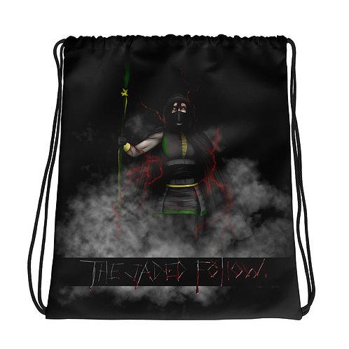 Jade Drawstring bag