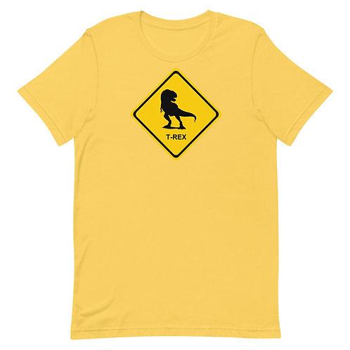 Warning: T-REX shirt