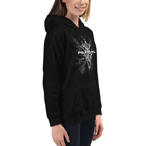 Fear No Evil Youth Hoodie
