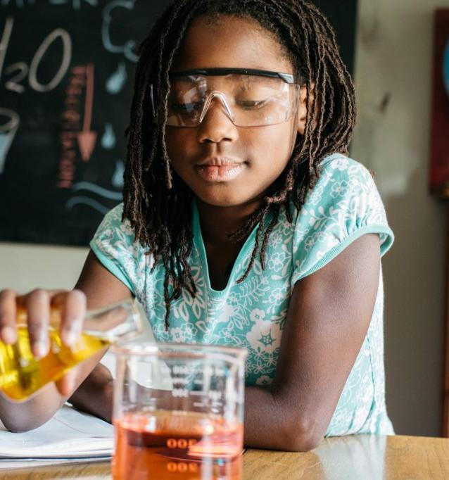 Girls Do Science!