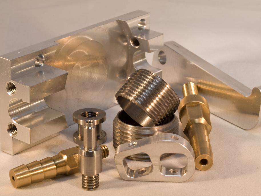 Various Prototype Parts