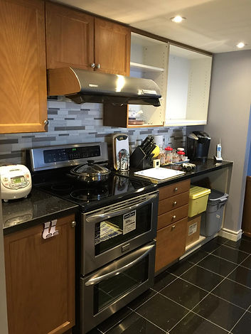 kitchen refacing toronto