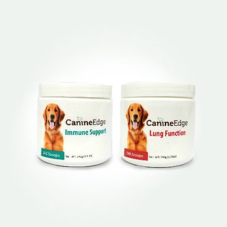 """Canine """"Valley Fever"""" Package"""