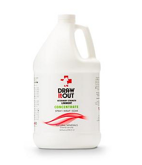 Draw It Out 128 oz Concentrate