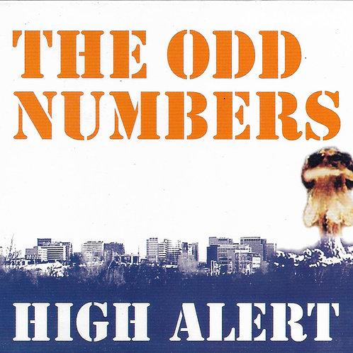 High Alert EP CD