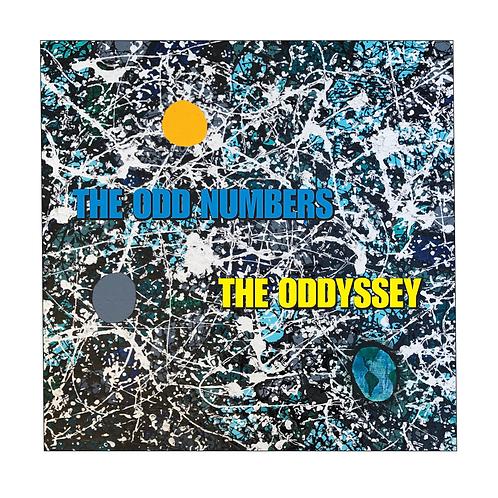 The Oddyssey CD