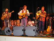 Steve Della Maggiora, Chris Samson and Gary Grubb open for David LaFlamme in Petaluma, Calif., October 2007.