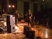 Chris Samson and Gary Grubb open for Norton Buffalo in Petaluma, Calif. in October 2006.