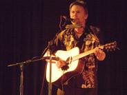 Chris Samson opens for Norton Buffalo in Petaluma, Calif., October 2006.