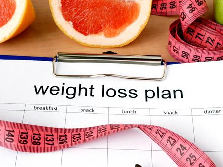 היעילות של בדיקת אלקט לתהליך ירידה במשקל