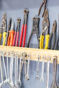 Pliers and Wrenches