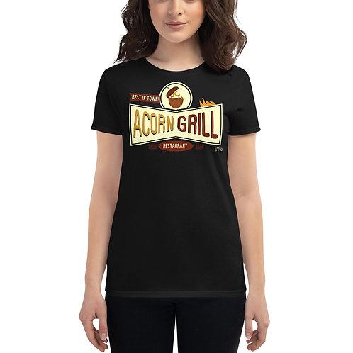 Women's Acorn Crew Shirt