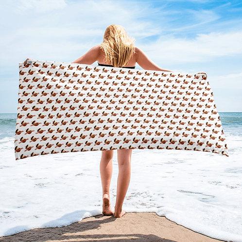 Acorn Super Fan Towel