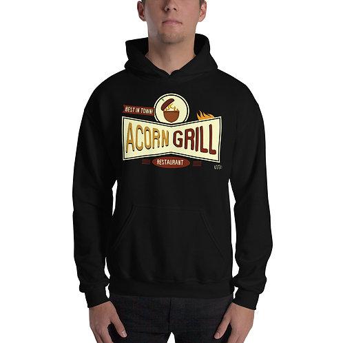 Men's Acorn Grill Hoodie
