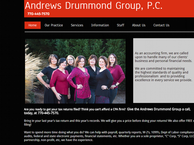 Andrews Drummond Group