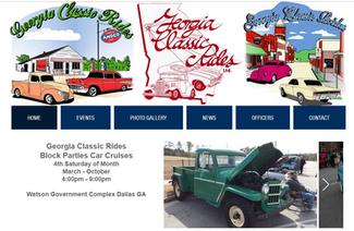 Georgia Classic Rides