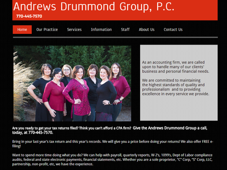 Andrews Drummond CPA