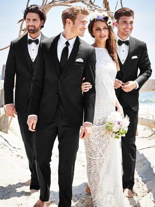 wedding-suit-black-michael-kors-sterling