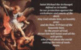 Saint Michael the Archangel St Vincent de Paul Roman Catholic Church Dallas Hiram Paulding County - Roman Catholic Archdiocese of Atlanta