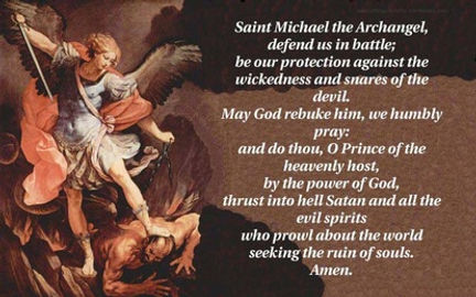 Saint Michael the Archangel St Vincent de Paul Roman Catholic Church Dallas Hiram Paulding County - Roman Catholic Archdiocese of Atlanta